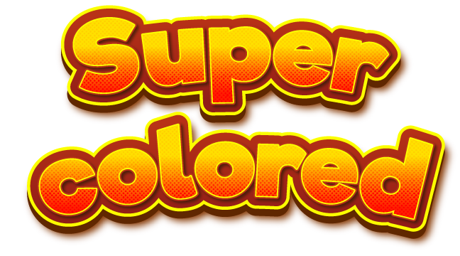 Supercolored