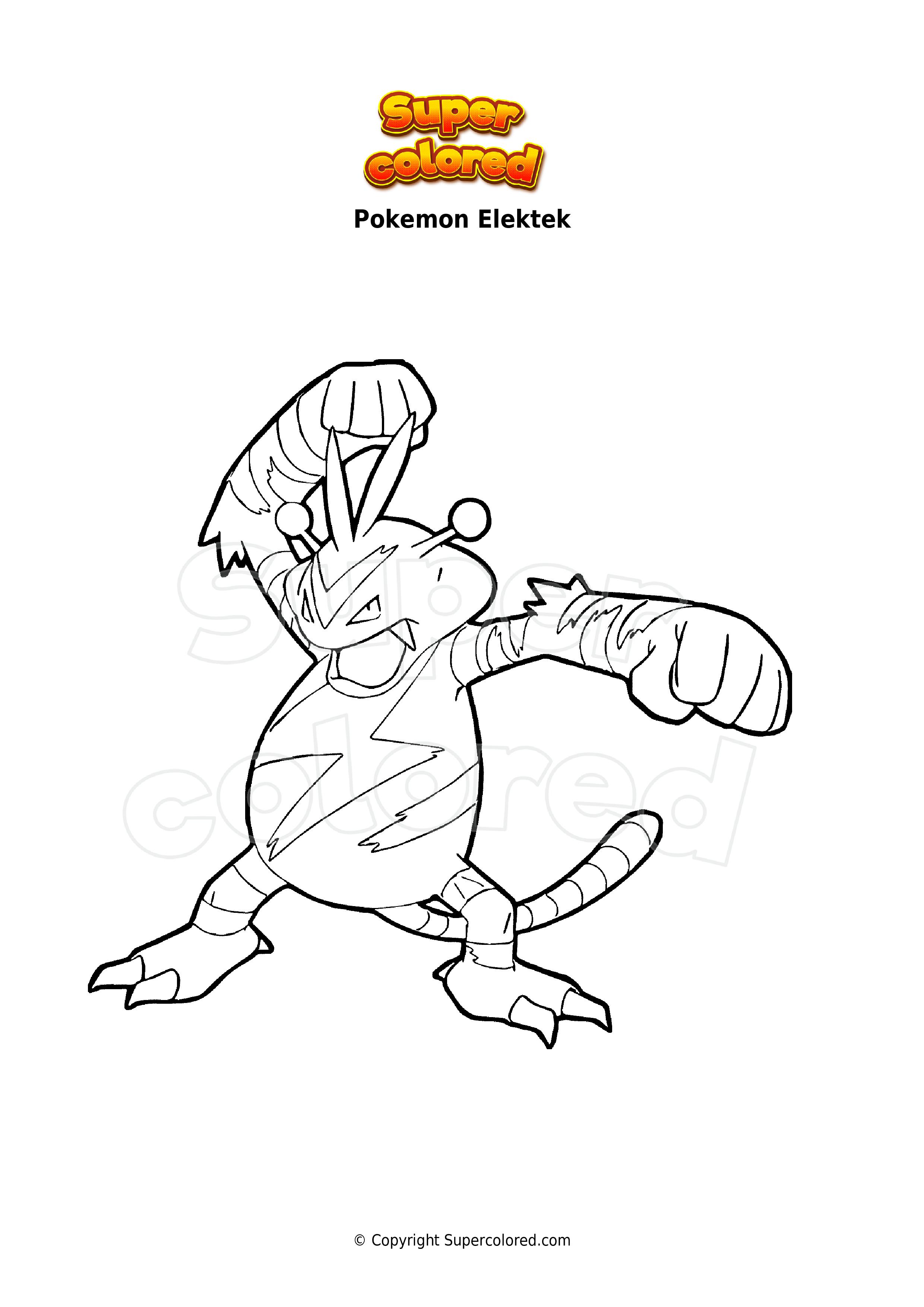 pokemon ausmalbilder wolwerock zwielicht  madamee classy