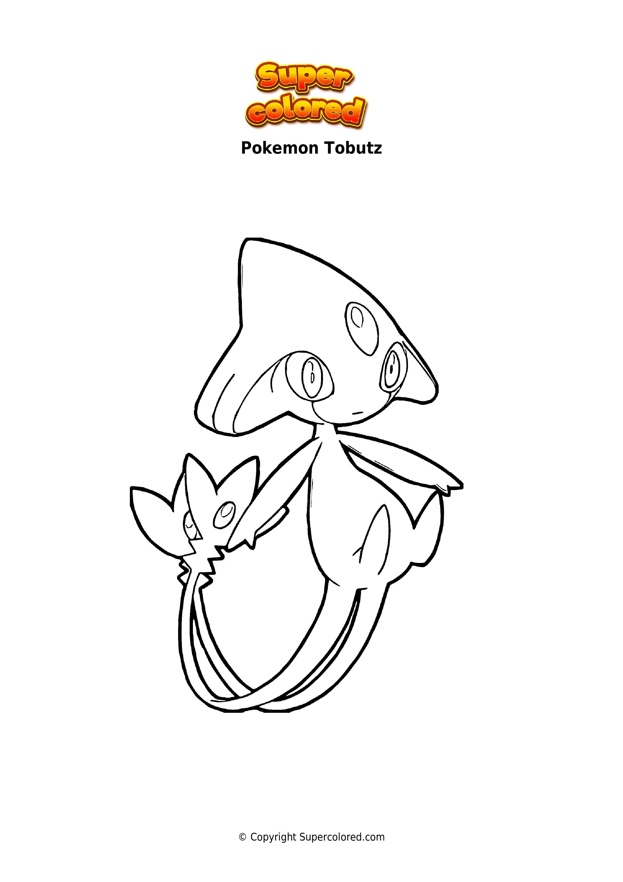 ausmalbild pokemon palkia  supercolored