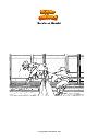 Disegno da colorare Boruto vs Hanabi